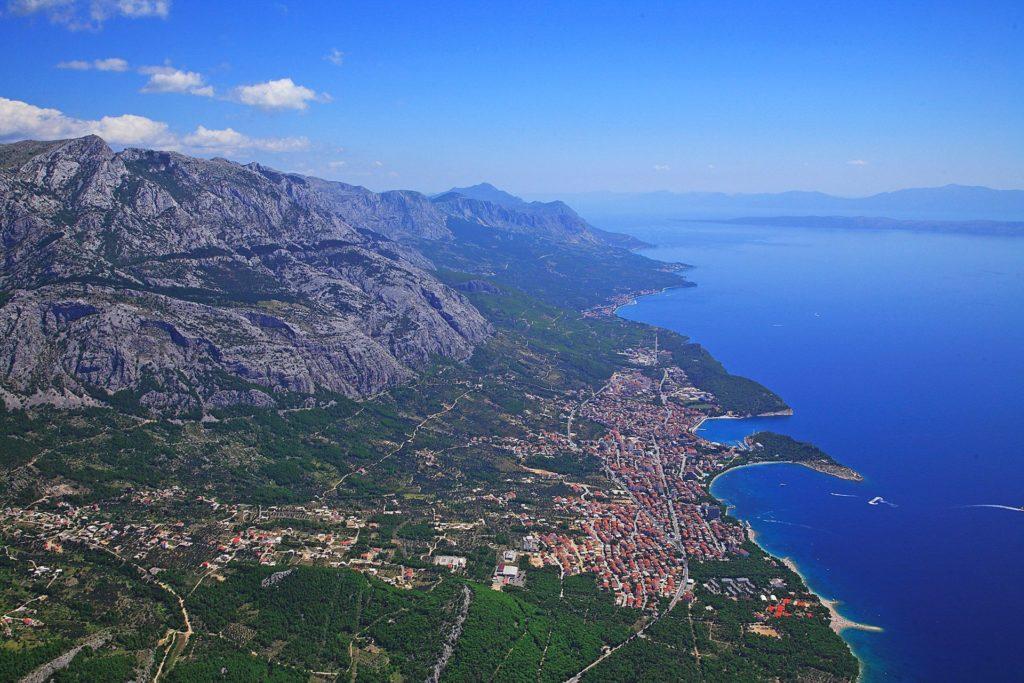 хорватия отдых, тур в хорватию, макарска хорватия