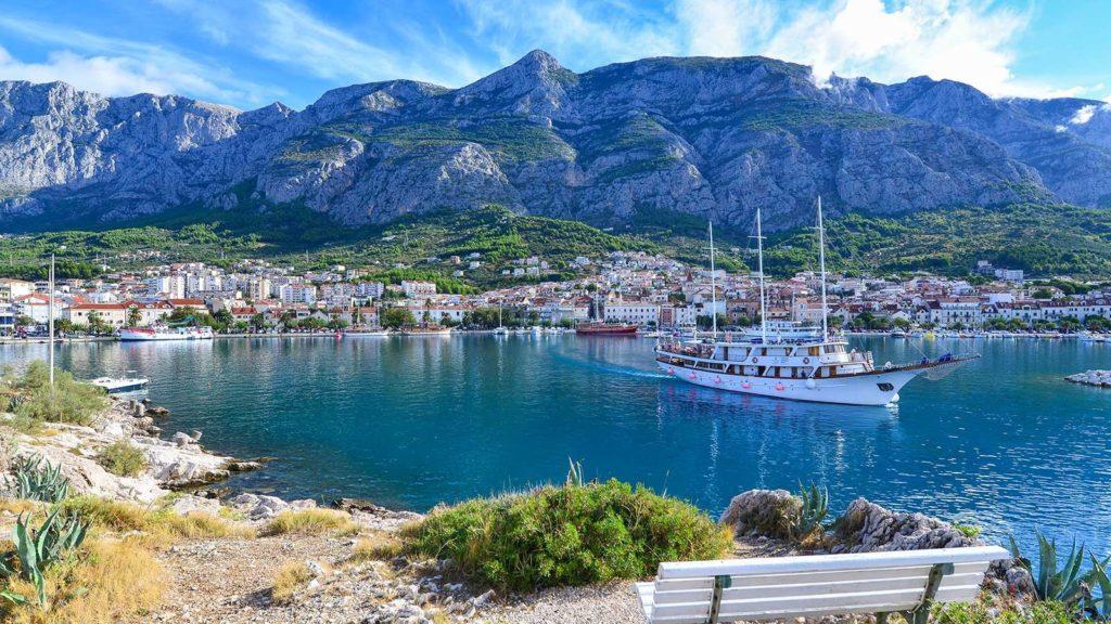 макарска море, хорватия море, лето макарска