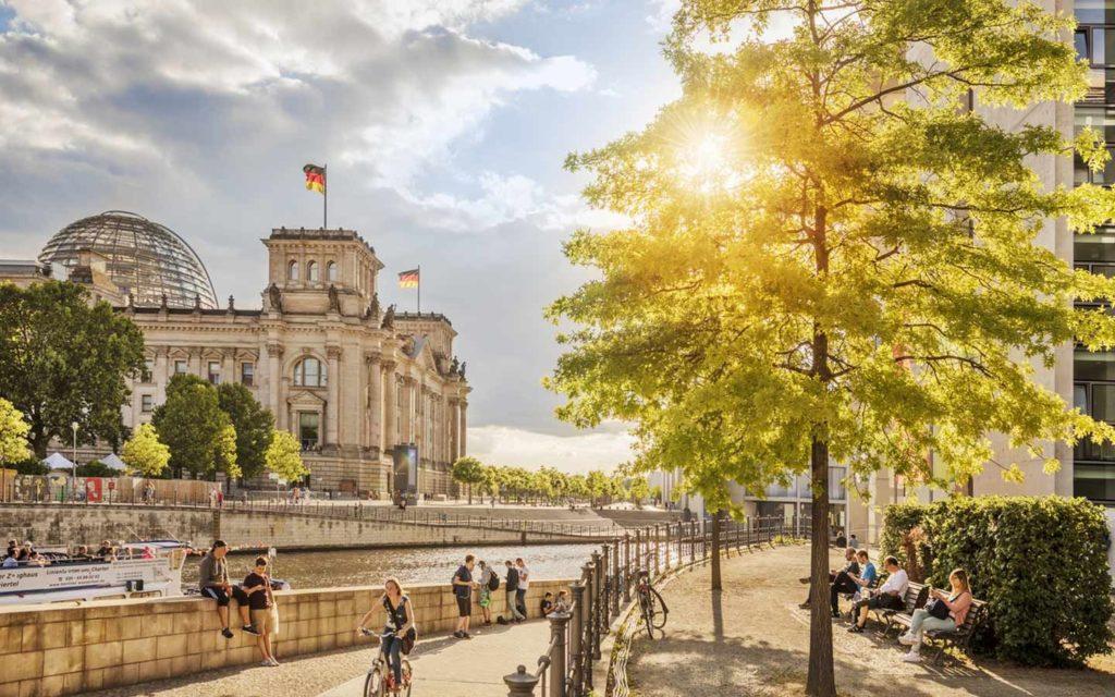 берлин, тур в берлин, на море через берлин, автобусом в берлин
