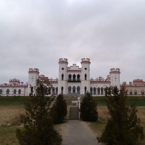 коссово, экскурсия в коссово, дворец пусловских